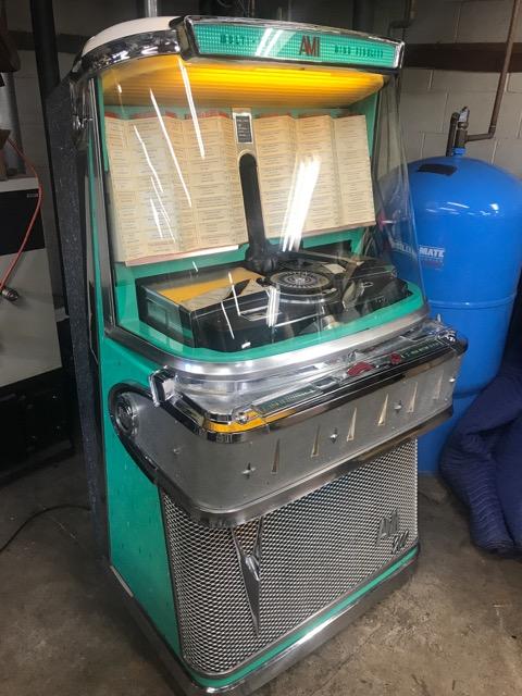 Restored Jukeboxes – The Jukebox Shop
