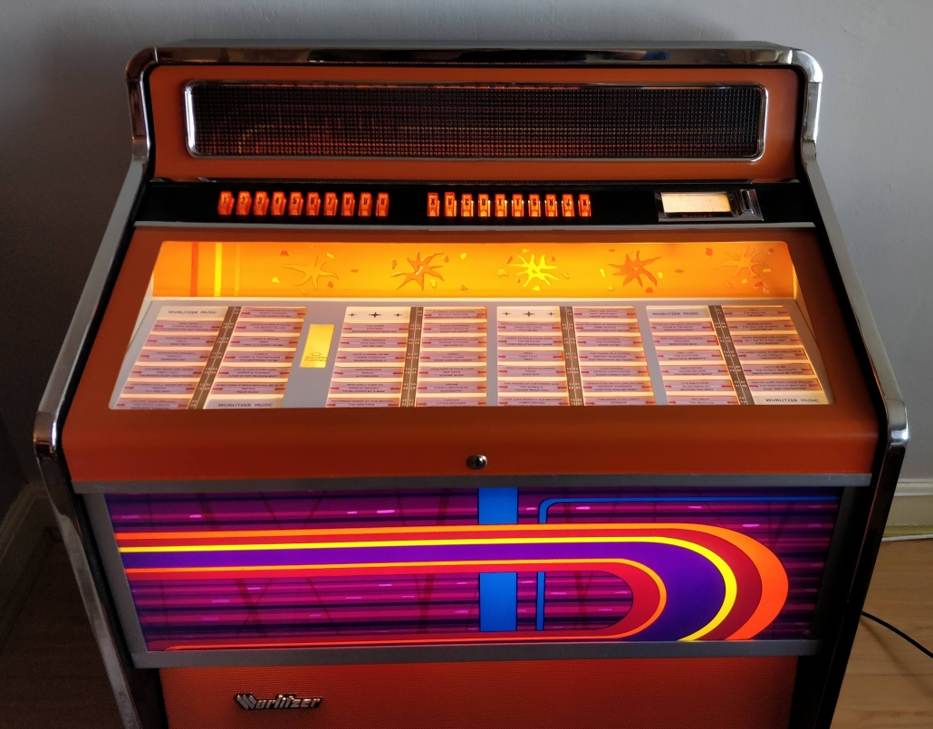The Jukebox Shop – Jukebox sales, repairs and parts